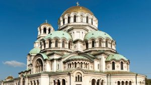 The big weekend in Sofia – The Times