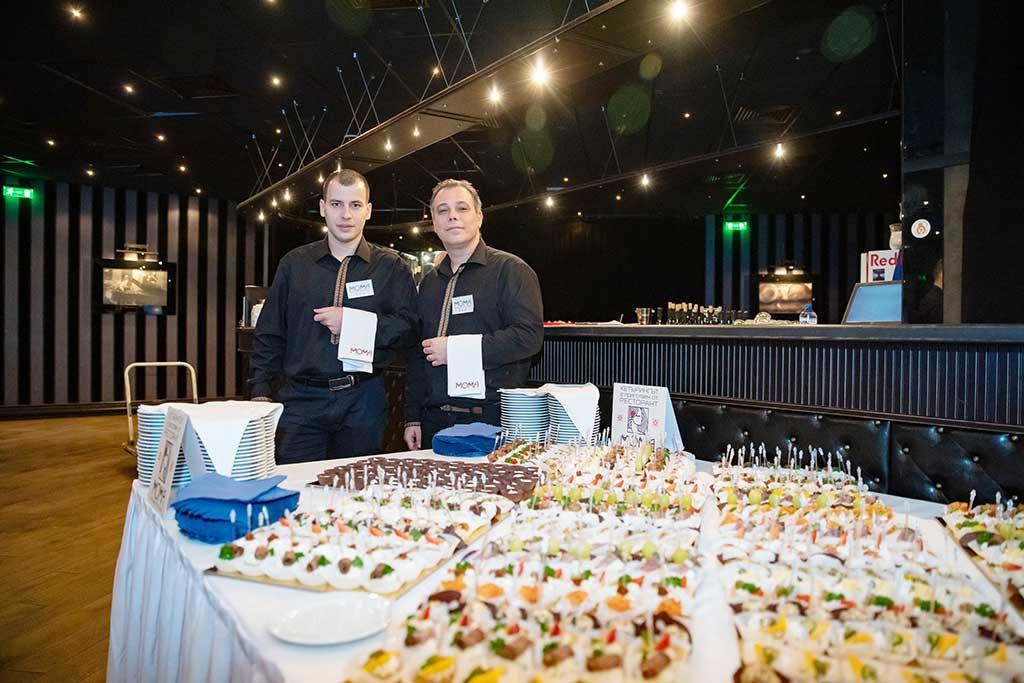Годишни награди ХР 2019 екип МоМа 2