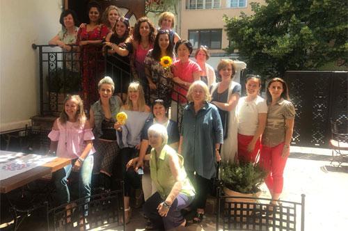 ladies international club sofia