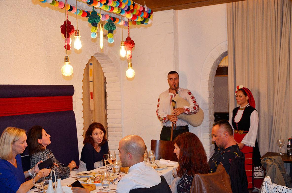 празненство 5 години ресторант МоМа 7