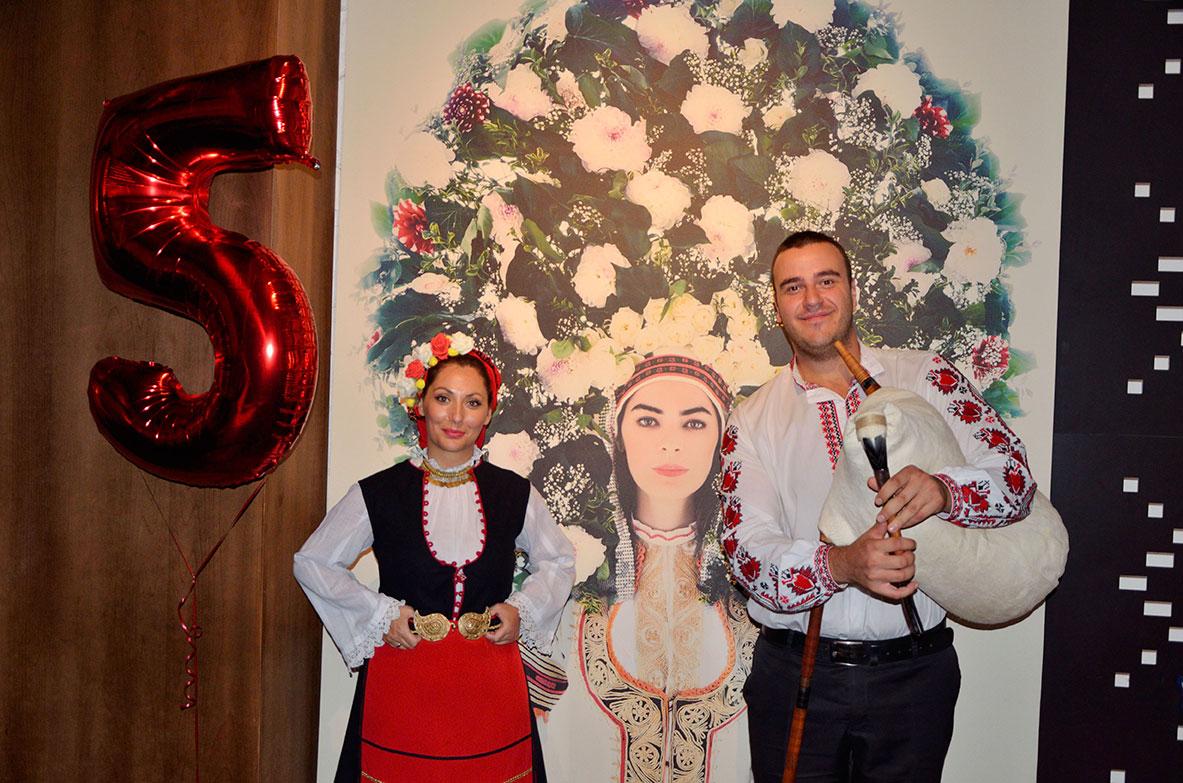 празненство 5 години ресторант МоМа 3