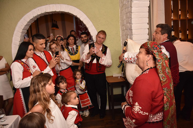 Рожден ден в мома с гост валя балканска